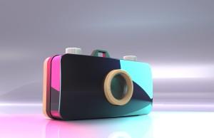 pinhole camera oko