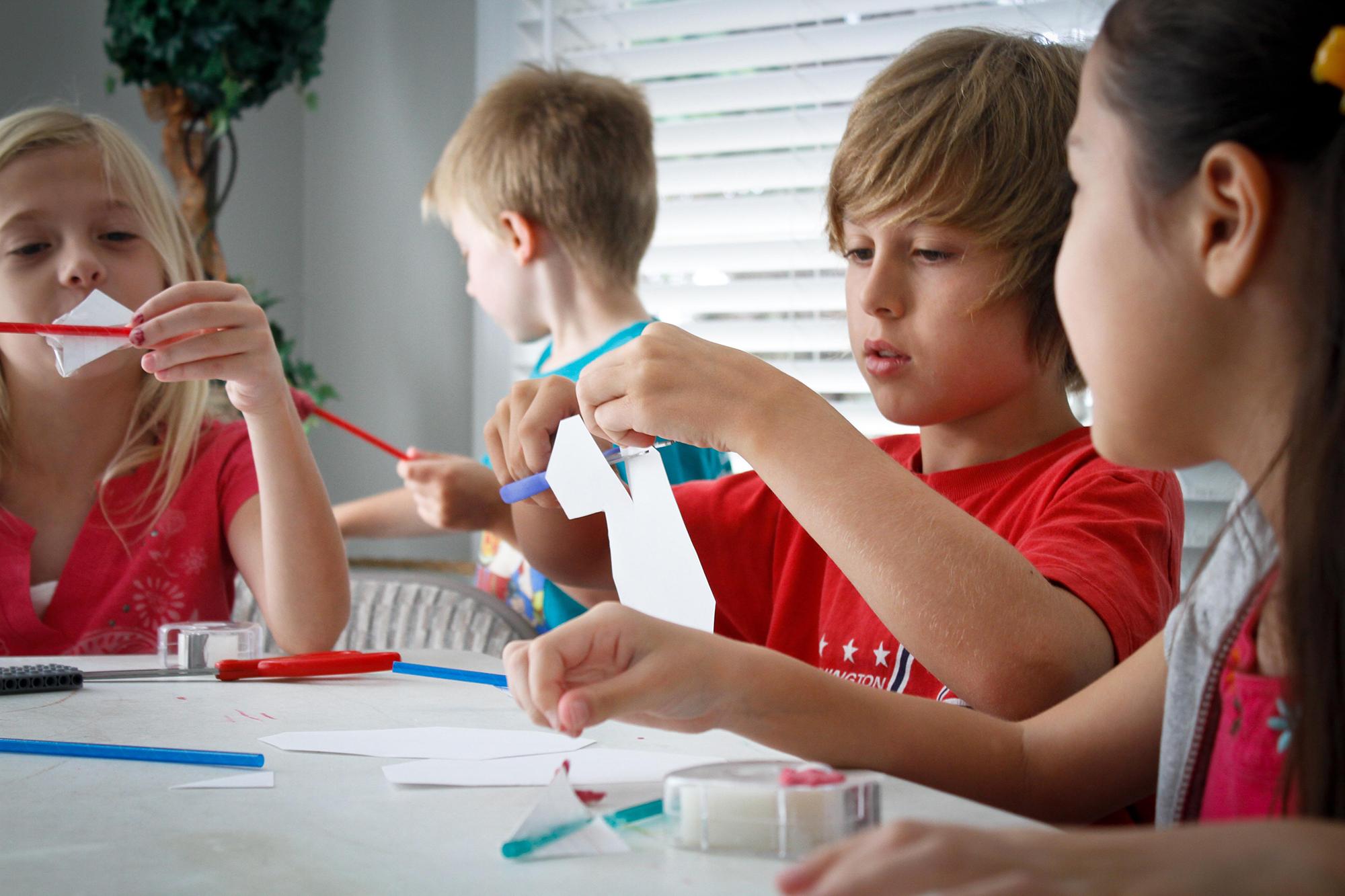 Make School Школа дизайн-мышления и промышленного дизайна для детей