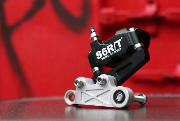 промдизайн - разработка тормозной системы для скутера