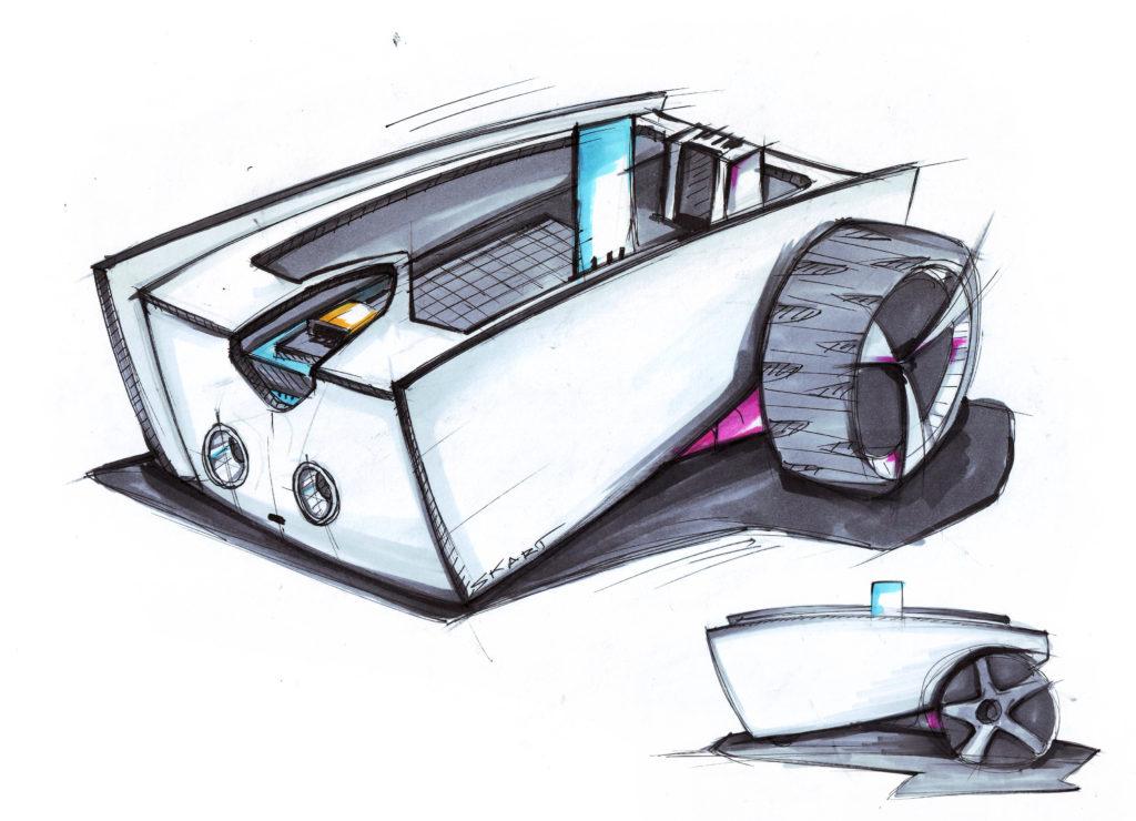 Дизайн игрушек Make Fabrication Studio