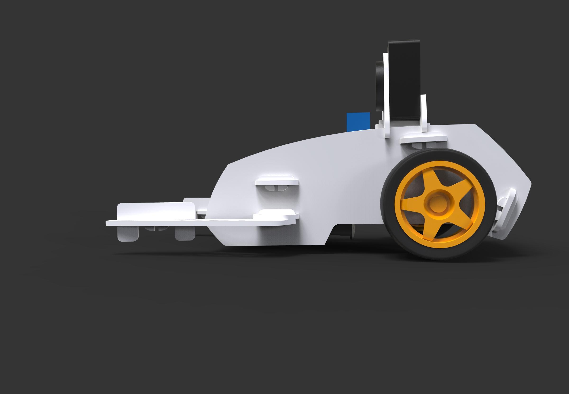 Дизайн игрушек или Как мы делали редизайн робота-конструктора