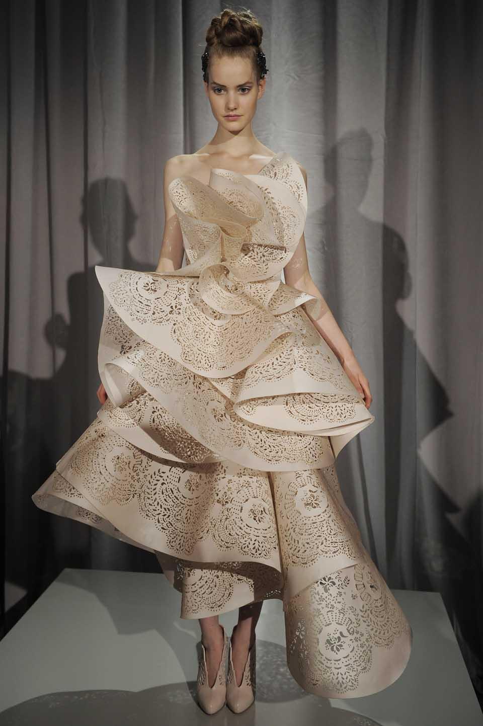 Лазерная резка в fashion индустрии
