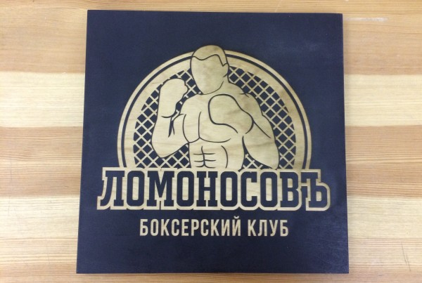 боксерский клуб Ломоносовъ гоавировка