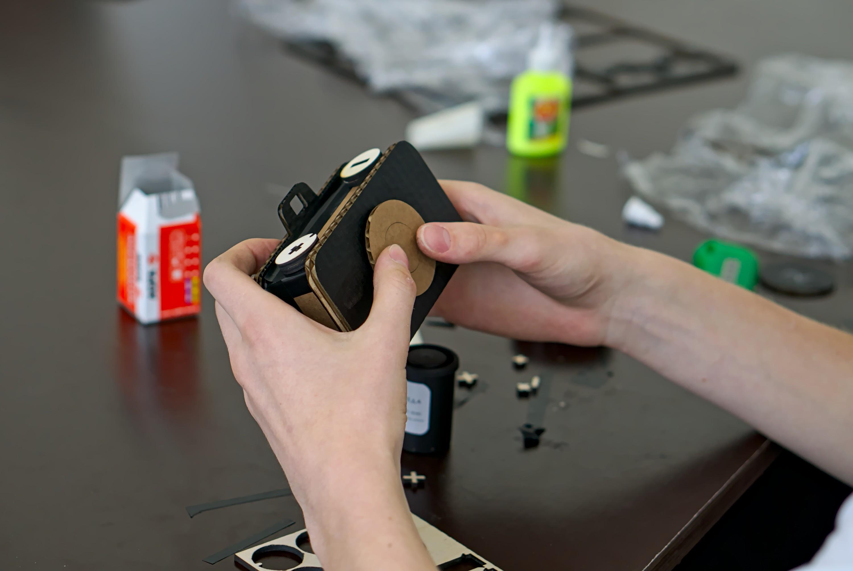 make fabrication studio pinhole