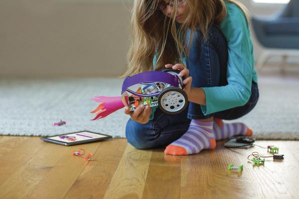 Курс изобретательства и прототипирования с little Bits