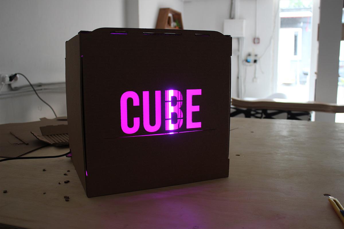 упаковка для светильника