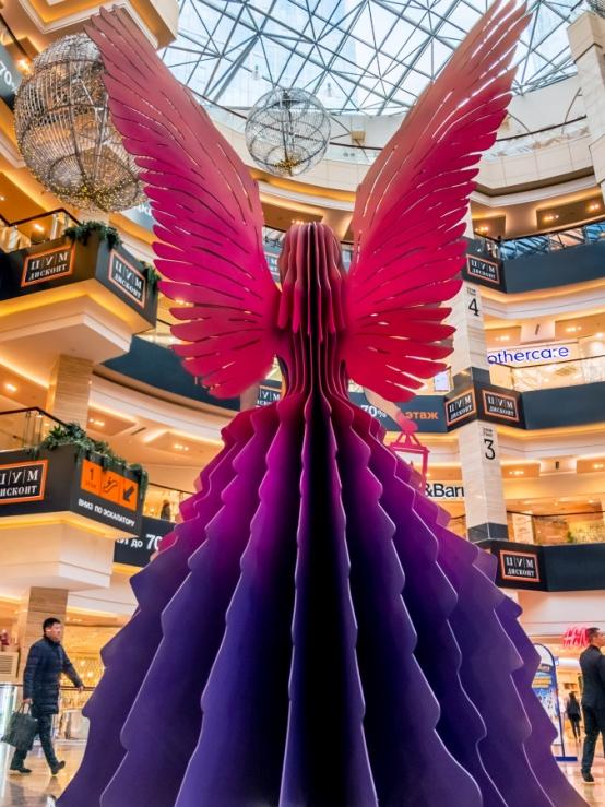 Angel by Vasiliy Klyukin