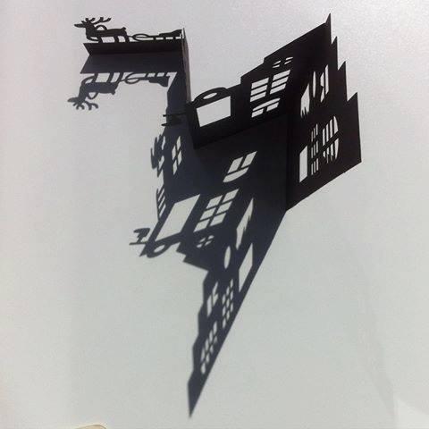 лазерная резка открыток
