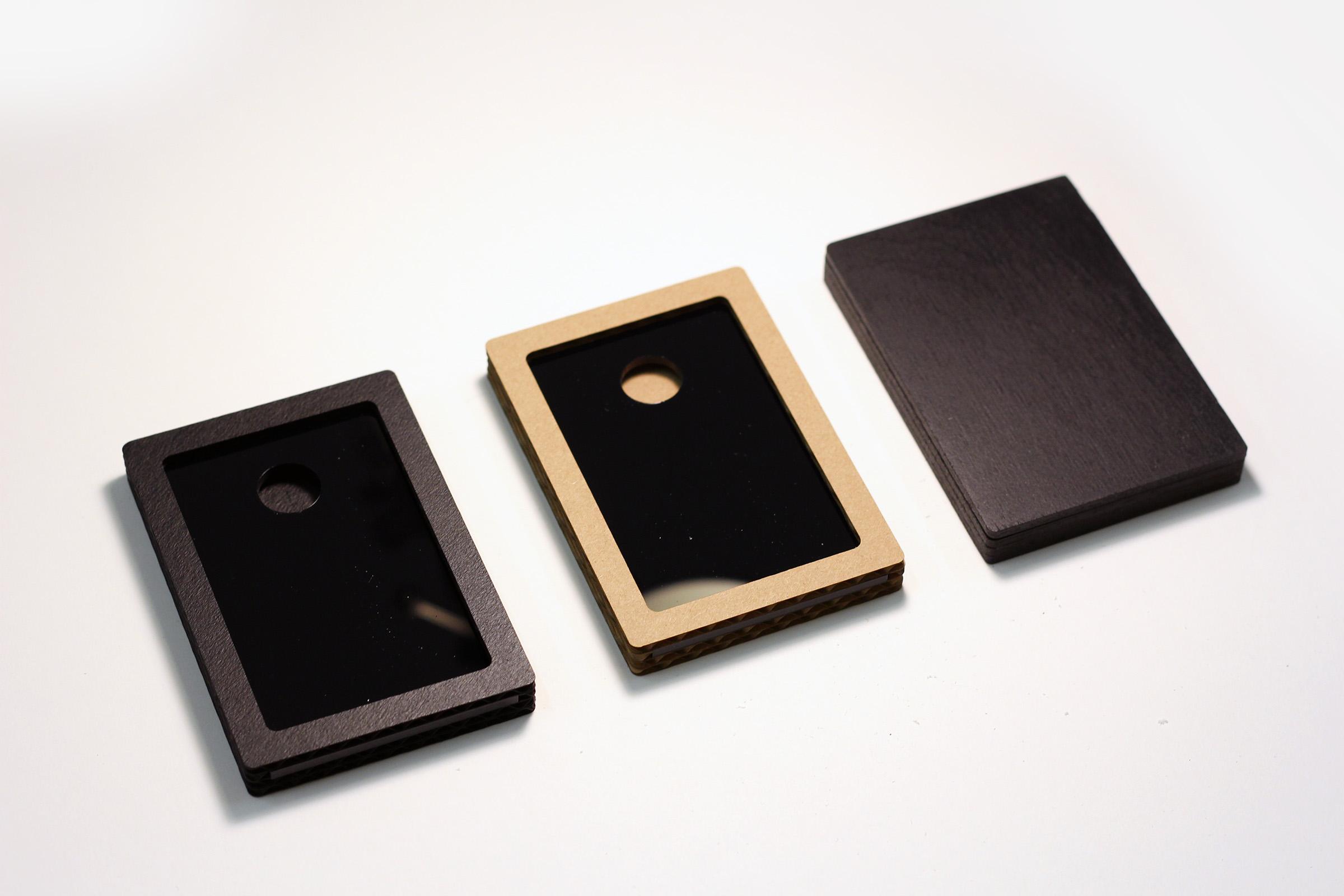 коробки для подарочных карт