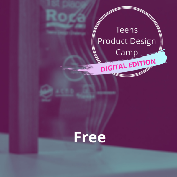 Teens Product Design Camp Free
